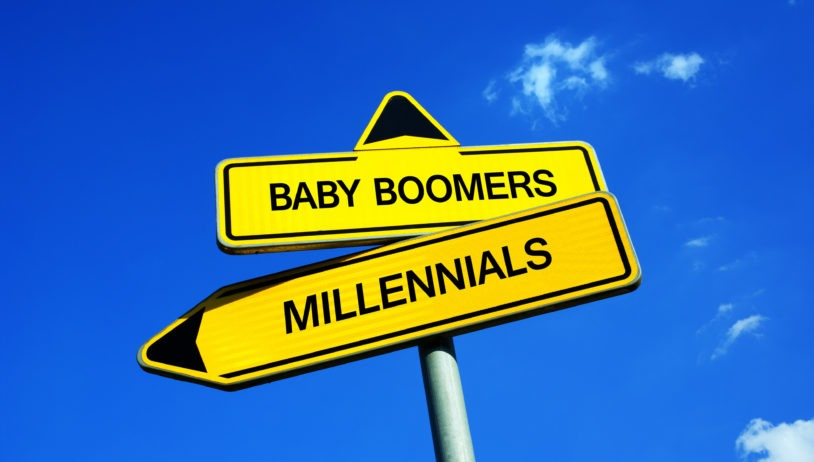 Surprise: Boomers and millennials shopping habits are more alike than we may think