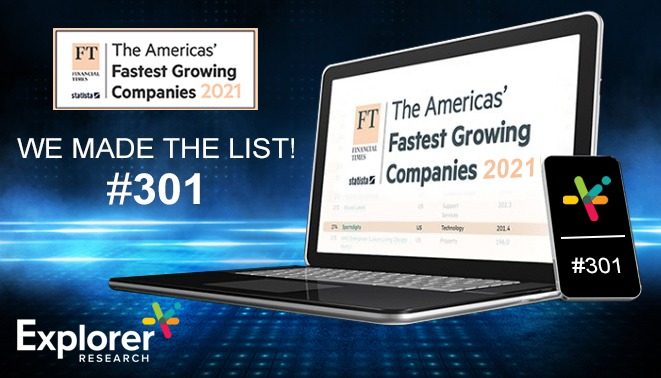 The America's Fastest Growing Companies 2021